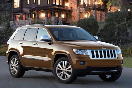 Jeep Grand Cherokee sondermodell1