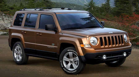 Jeep Patriot 70th sondermodell