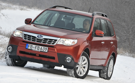 Subaru Forester 2011 1