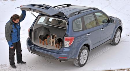 Subaru Forester 2011 2