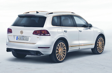 touareg gold edition 1kl