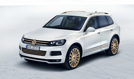 touareg gold edition 2kl