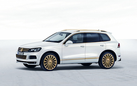 touareg gold edition 3kl