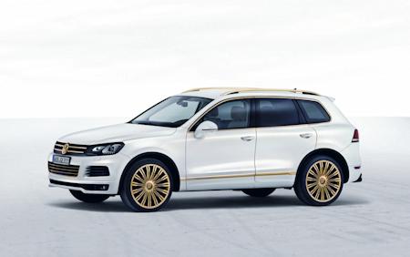 touareg gold edition 3kl