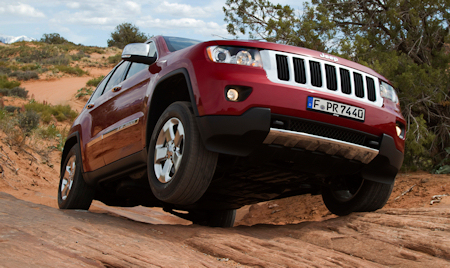 Jeep Grand Cherokee WK 1