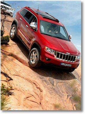Jeep Grand Cherokee WK 2