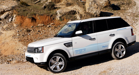 Land Rover Range e-Dynamic