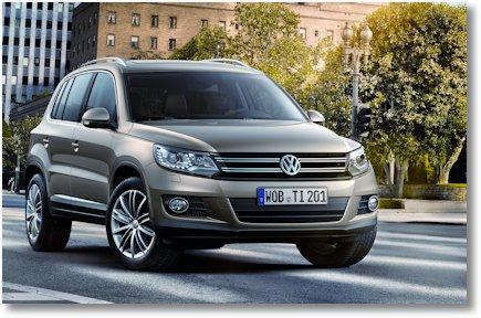 VW Tiguan 2011 1