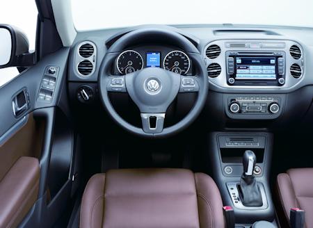 VW Tiguan 2011 2