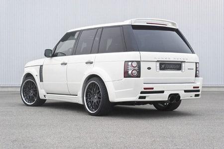 HAMANN_Range Rover_rear view