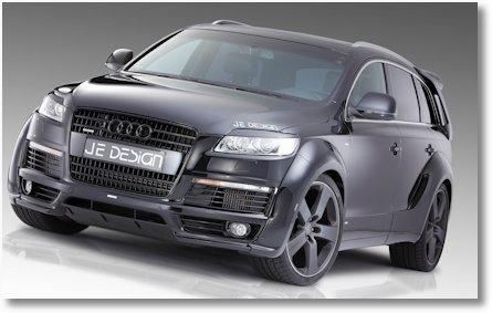 Audi Q7 S-Line Tuning 1