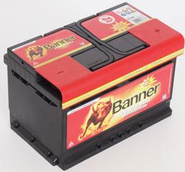 Batterie Banner Powerbull P7209