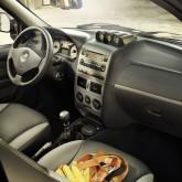 Fiat Strada Pickup Innenraum