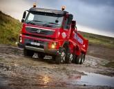 Volvo GVW FMX 8x4 Truck