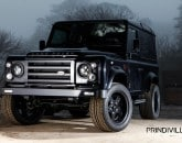 Limited Edition Land Rover Defender p