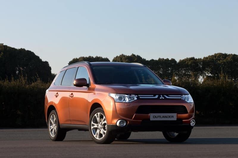 Mitsubishi New Generation Outlander