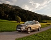 Mercedes-Benz M-Klasse ML 500 4MATIC BlueEFFICIENCY