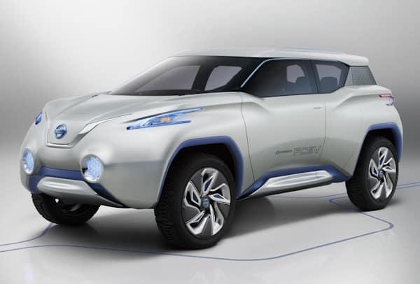 Nissan TeRRA SUV concept_1