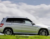 Mercedes GLK Test