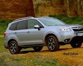 Subaru Forester 2013_d