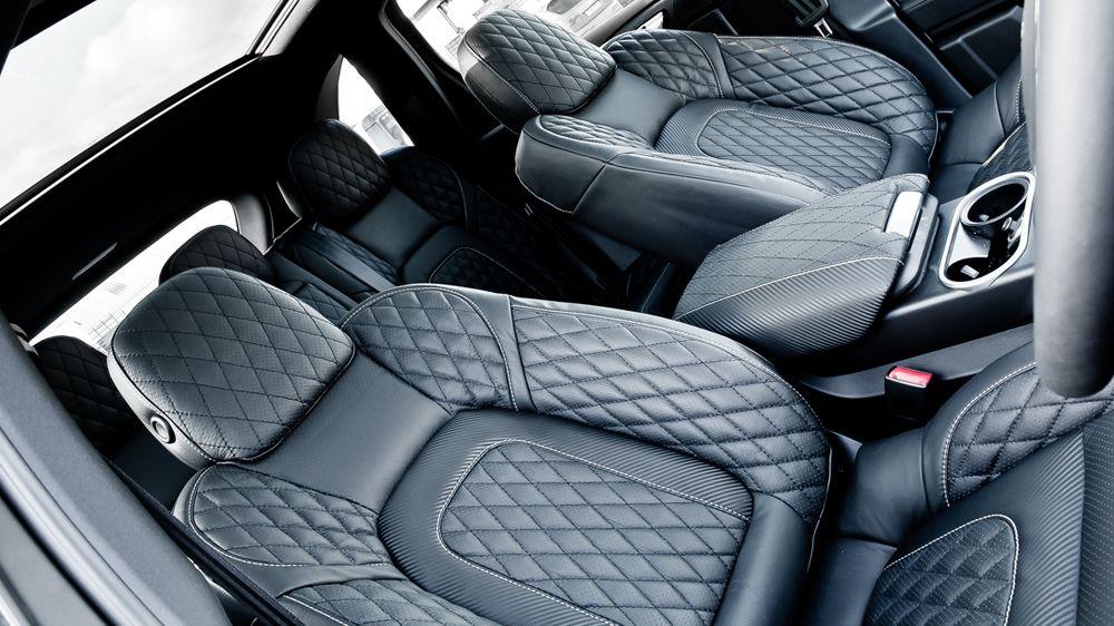 Porsche cayenne auf britische art getunt 4x4 news for Innenraum design