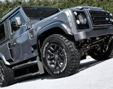 Land Rover Defender Kahn Tuning 1 165x130 Der Chelsea wide track Military grey Defender