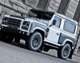 Land Rover Defender Tuning Off Road 1 165x130 Rauhe Schale, weicher Kern. Off Road Kult Geländewagen Land Rover Defender by A. Kahn Design