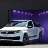 VW Amarok Power Pickup 1 165x165 VW Amarok Power Pickup beim GTI Treffen am Wörthersee