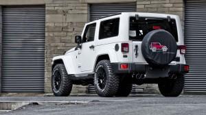 Jeep Wrangler Kahn Tuning