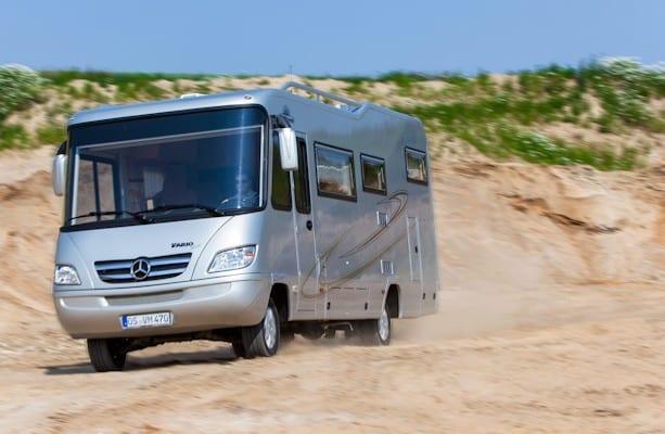 Reisemobil VARIO Star 750