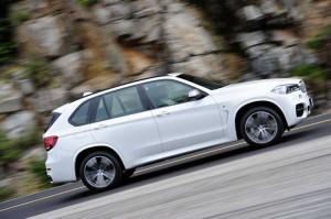 BMW M50d 2013