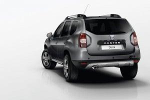 Dacia Daster SUV 2014