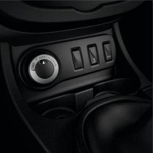 Dacia Duster Armaturentafel
