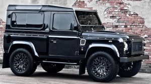 Land Rover Defender Zubehoer Tuning