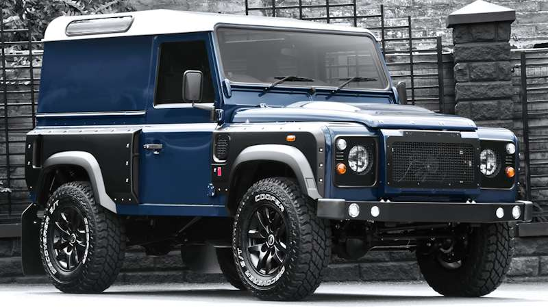 Land Rover Defender Zubehoer Tuning