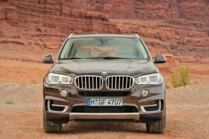 neuer BMW X5 1