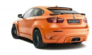 BMW-X6M-Tuning by Hamann