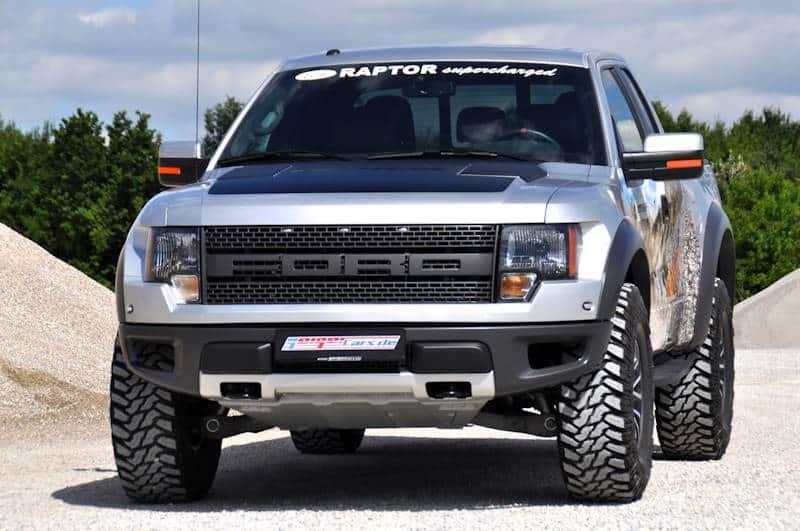 Ford F-150 SVT Raptor Tuning Pickup