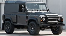 Land Rover Defender Zubehoer Umbau