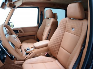Mercedes G 65 AMG Brabus