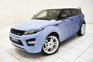 Range Rover Evoque Si4 LPG-Autogas-Antrieb
