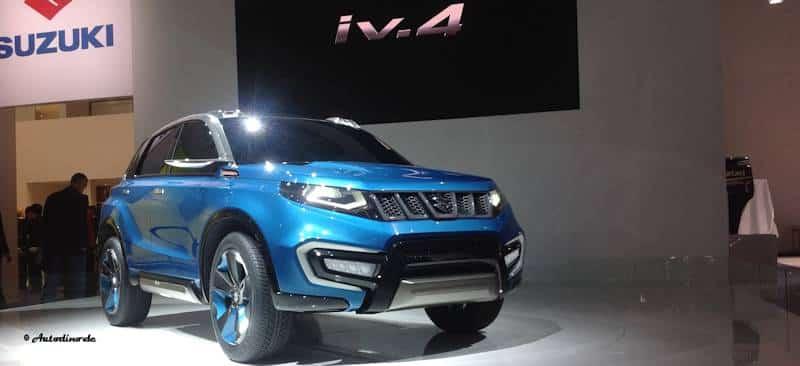 Suzuki iv4 Konzept SUV