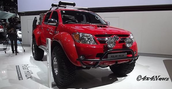 toyota hilux archive 4x4 news. Black Bedroom Furniture Sets. Home Design Ideas