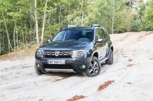 neue Dacia Duster