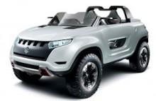 Suzuki X-lander