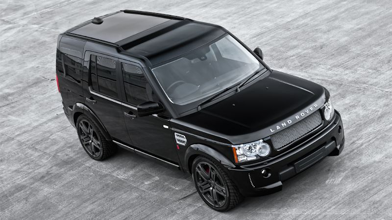 Design Tuning F 252 R Land Rover Discovery 3 0 Sdv6 4x4news Home