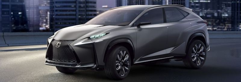Lexus LF-NX Concept Turbo_3Haupt