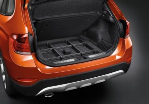 BMW X1 2014 Innenraum