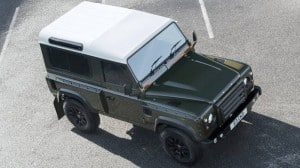 Land Rover Defender Tuningzubehoer 1