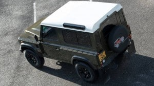 Land Rover Defender Tuningzubehoer